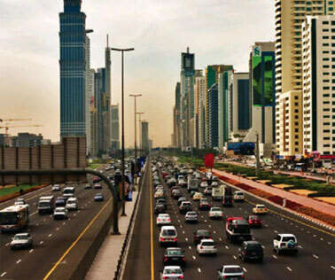eCall system comes to the rescue of motorists in UAE