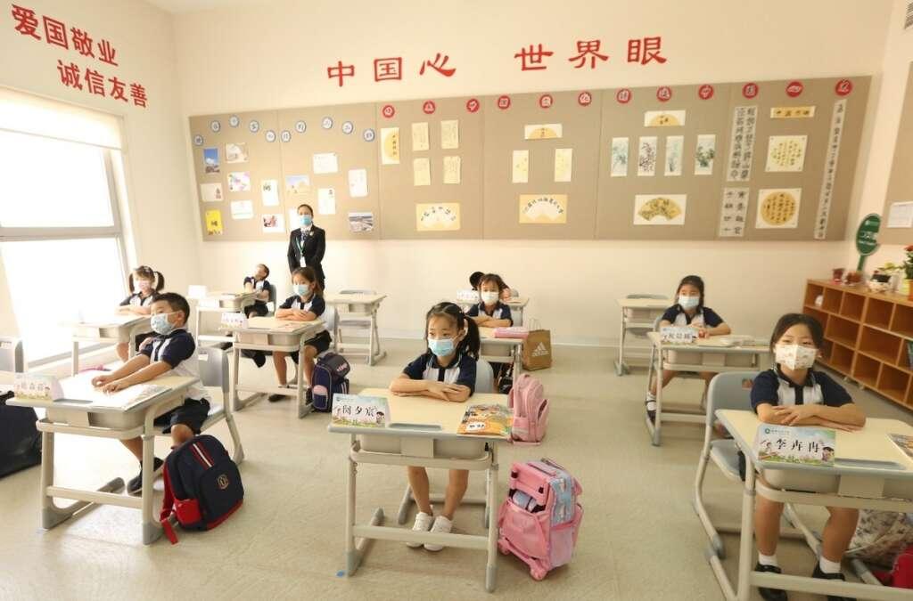 First, Chinese school, opens, Dubai