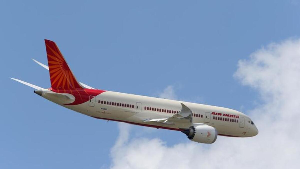 Indian minister denies Tata Group's take over of Air India