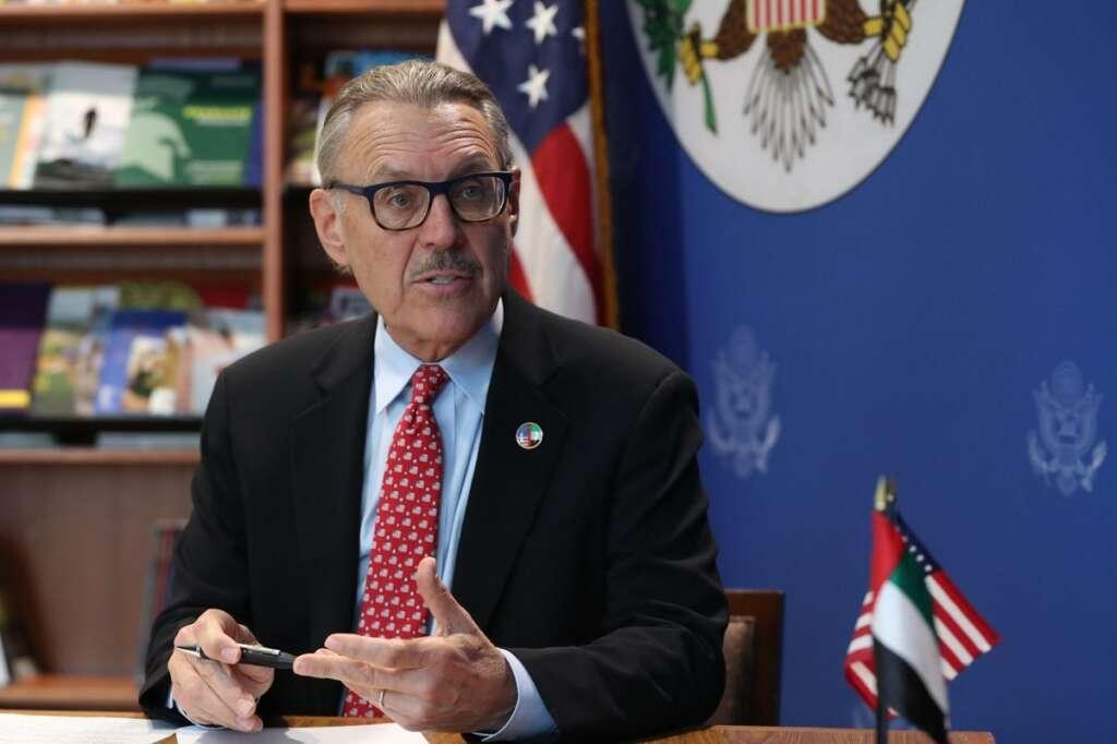 US-UAE, next, 100 years, relations, United States, John Rakolta, Yousef Al Otaiba