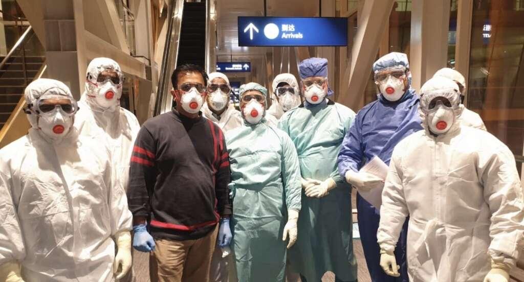 Air India flight, China, Indians, UAE coronavirus , coronavirus  in UAE, 2019-nCo, Wuhan coronavirus, India, Bihar, health, China, warning, travel, China virus, mers, sars, Wuhan, Coronavirus outbreak, tourists, Visa