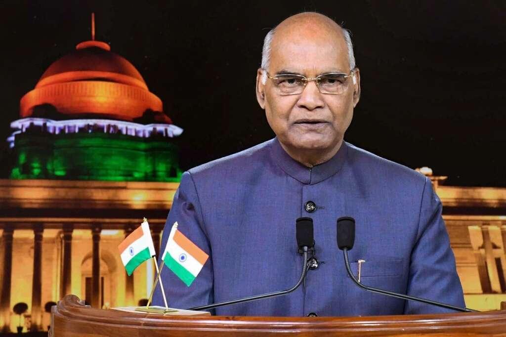 Presidents Rule, revoked, Maharashtra, Ram Nath Kovind, Rashtrapati Bhavan, Devendra Fadnavis,