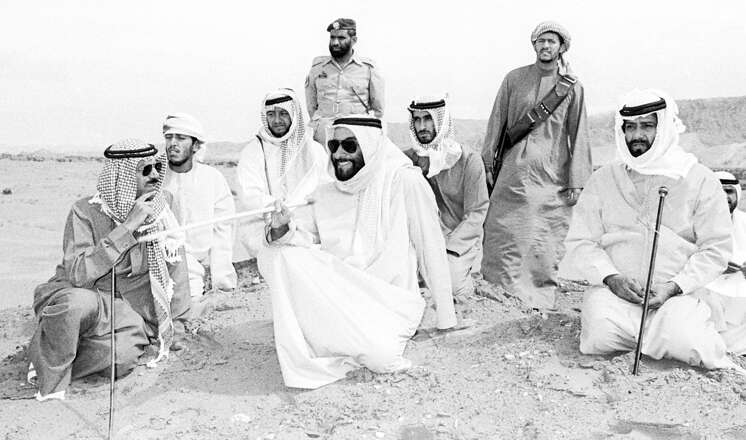 Sheikh Zayed: Man of great ideas