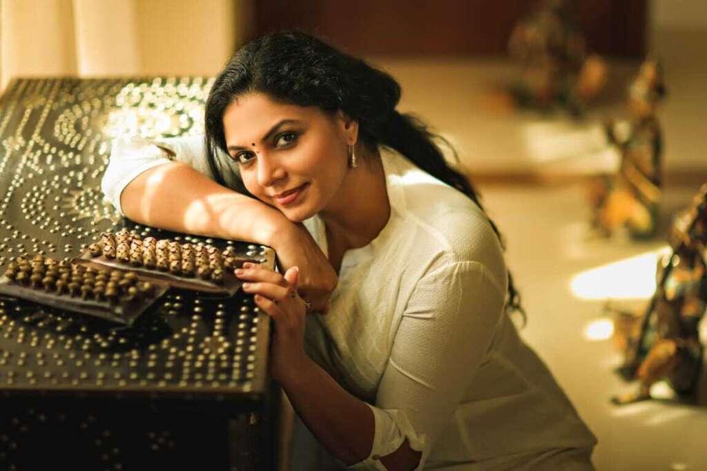 Asha Sarath, StayHome, covid-19