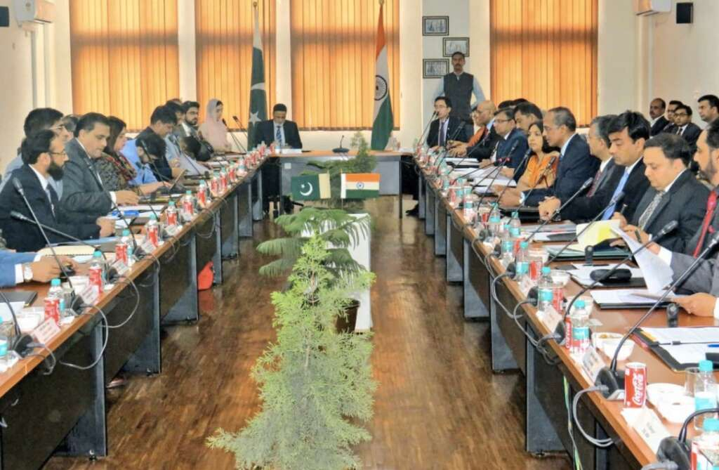 India, Pakistan hold 'constructive' discussions on Kartarpur