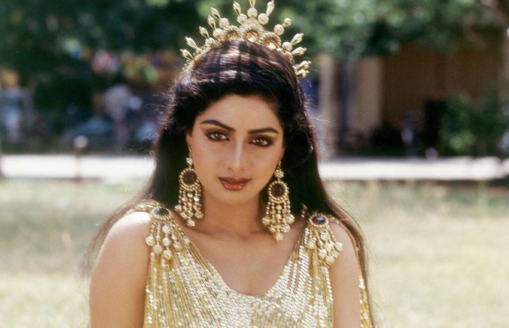I lost out on going to school, and college life: Sridevi