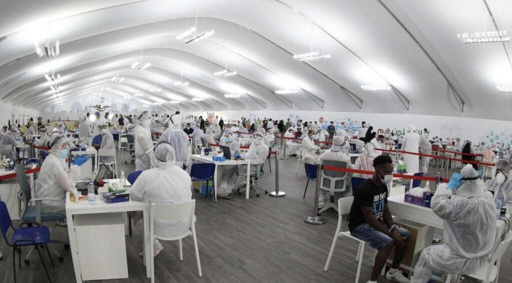 Dh50 Covid-19 tests, Abu Dhabi