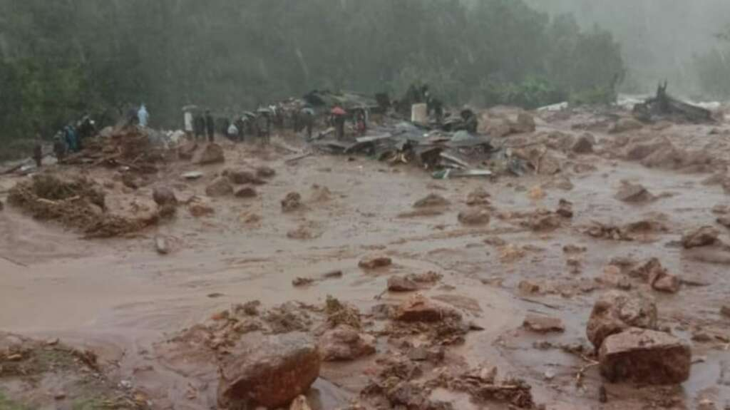 Kerala rains, Idukki