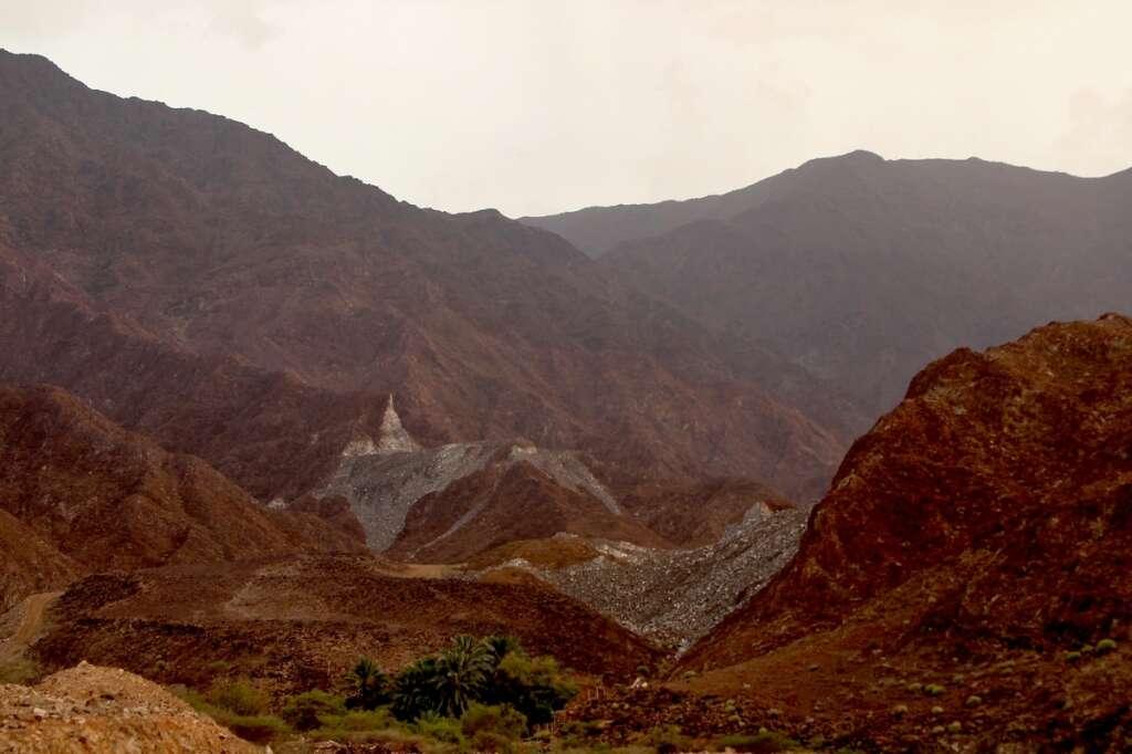 UAE mountain, Fujairah, man found dead