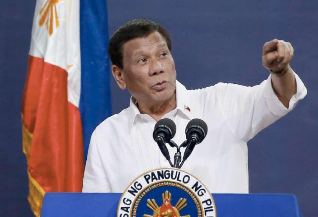 Philippines, terminate troop agreement, US