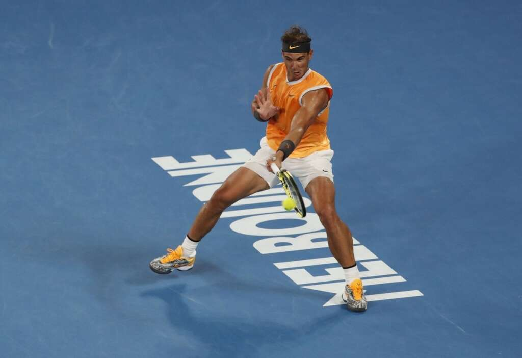 26dcdba04aeb29 Ruthless Nadal routs Tsitsipas to reach Australian Open final ...