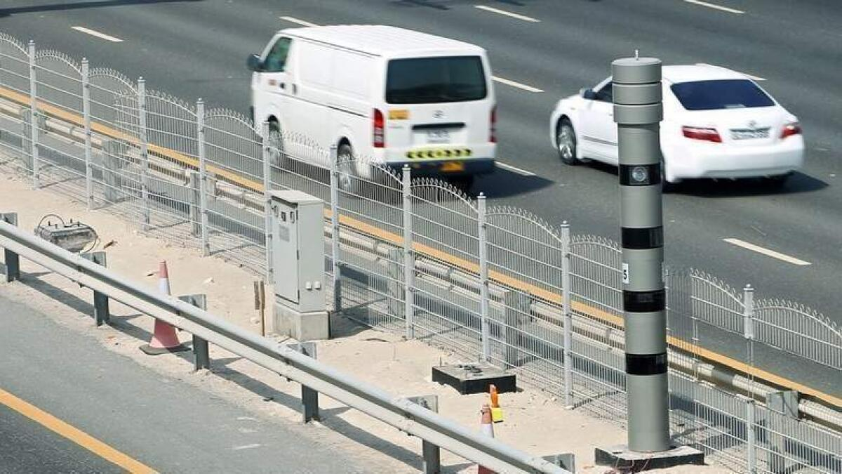 New speed limit on UAE roads changes to 140kmph