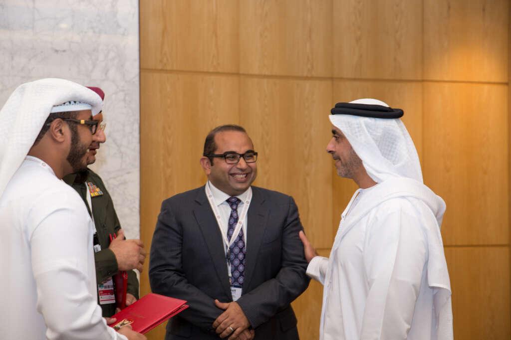 Universal Hospital to work with Abu Dhabi Civil Defence