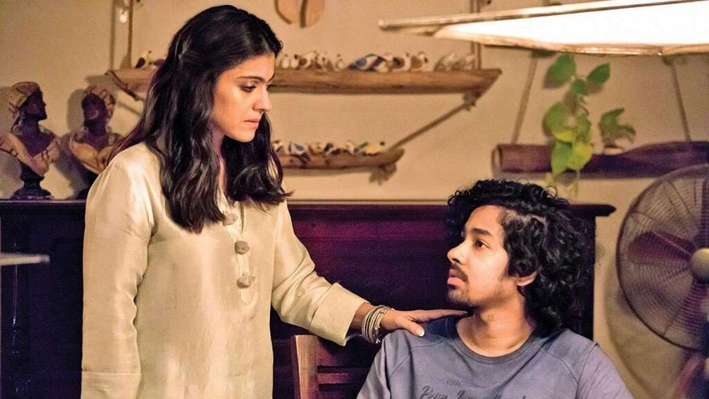 Helicopter Eela Review Kajol Is Charming Despite The Movie S
