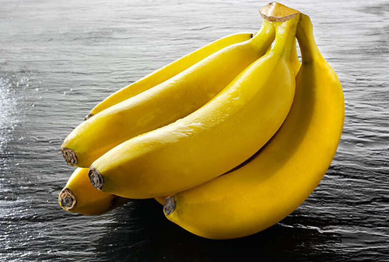Top five benefits of eating bananas