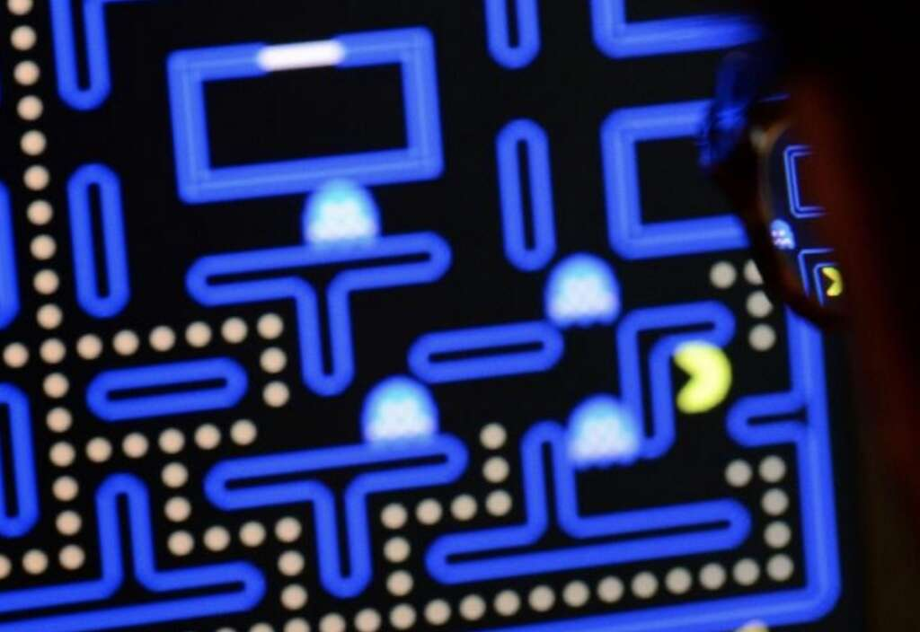 Gobble gobble, Pac-Man, Pac-Man turns 40