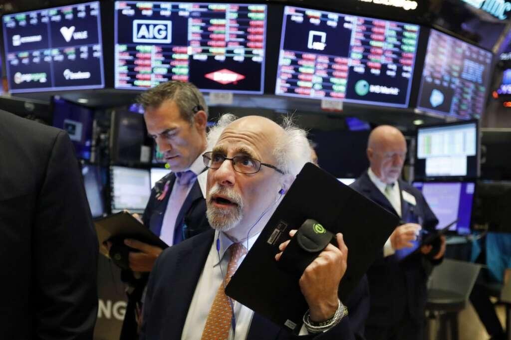 Global stock markets sink
