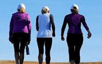 Exercise best medicine for older women