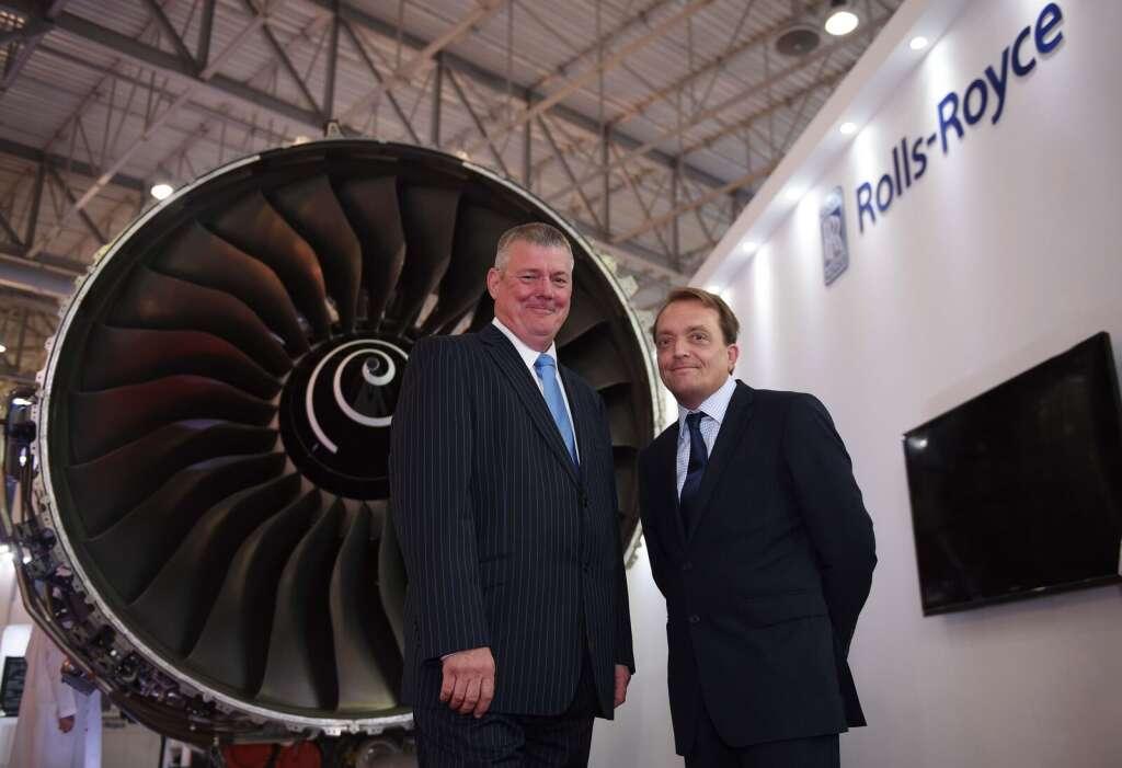 Rolls-Royce adds power to training