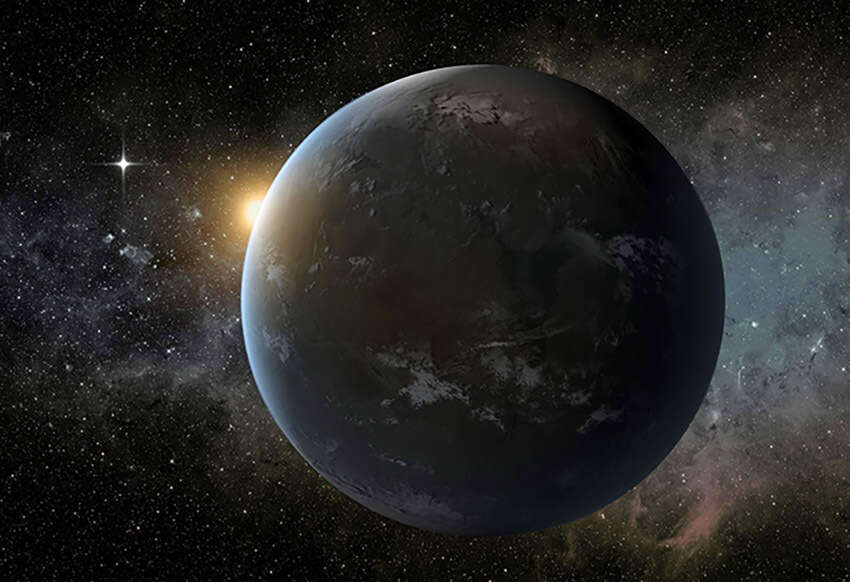 New planet twice the size of Earth found