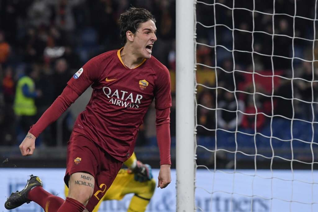 Living the dream: Rising star Zaniolo, Roma and Italys big hope