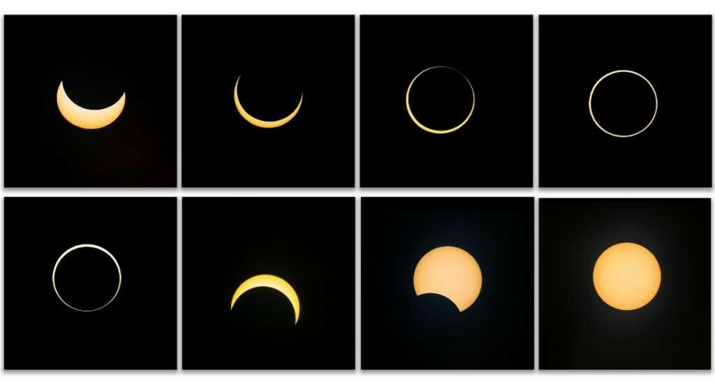 Rare solar eclipse, UAE, solar eclipse, ring of fire