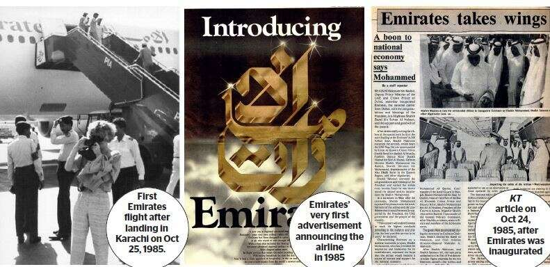 Emirates airline: Flying high for 31 years