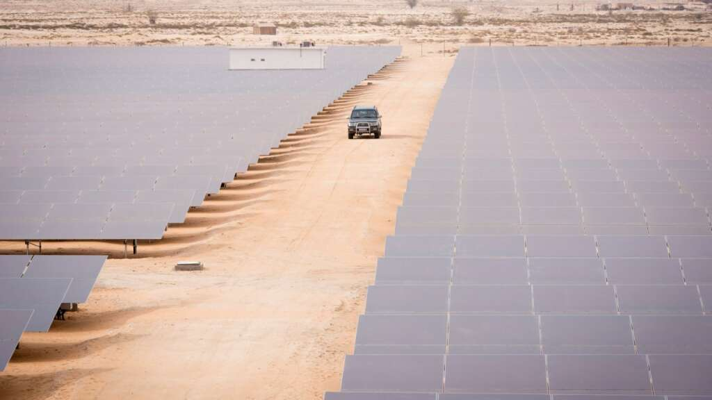 UAE solar projects boon for Mauritania