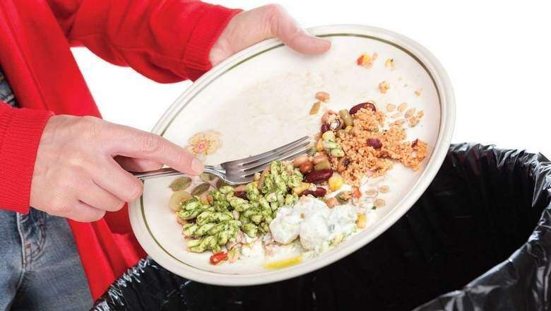 How much food UAE residents waste in a year
