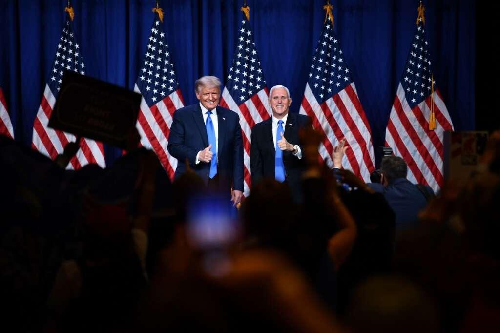 Republican Convention, Americans, Donald Trump, Hurricane Laura
