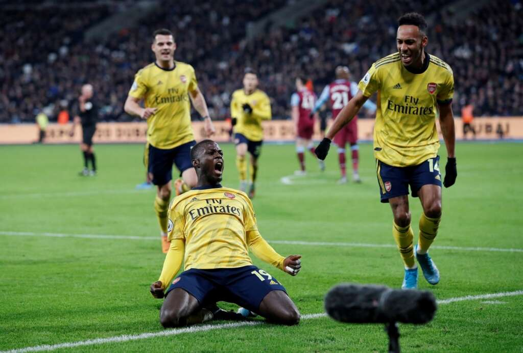 Ljungberg delighted after Arsenal ?end worst winless run since 1977