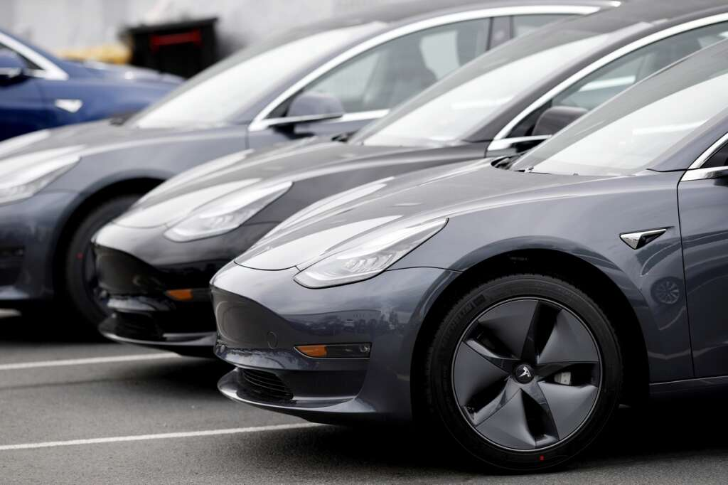 Musk-run Tesla hit $100-bn market value for first time