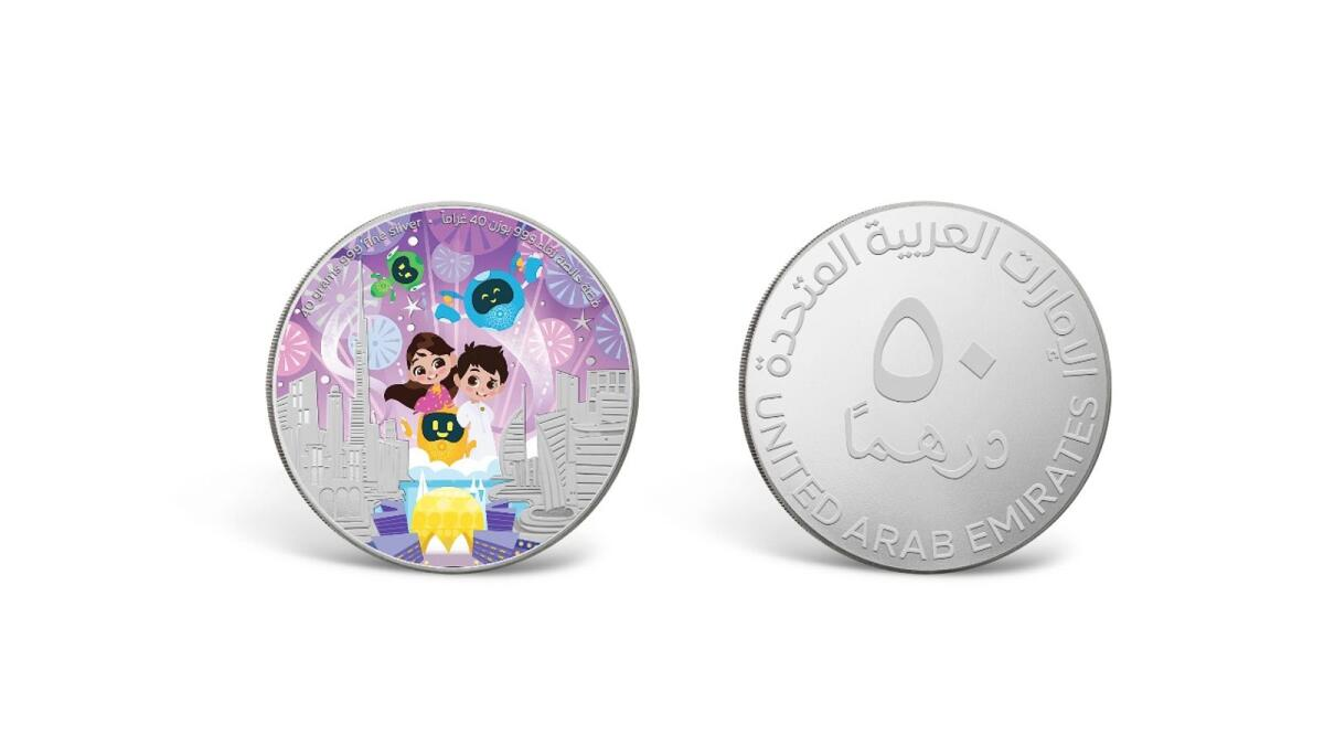 Expo 2020 Dubai: UAE Central Bank issues commemorative coin, costs Dh662