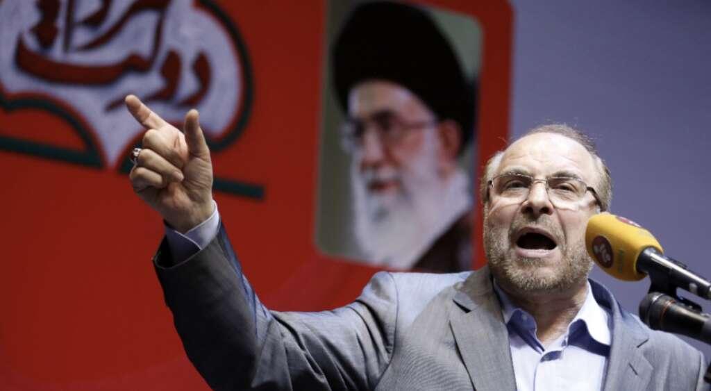 Ghalibaf, IRAN, Mohammad-Bagher Ghalibaf