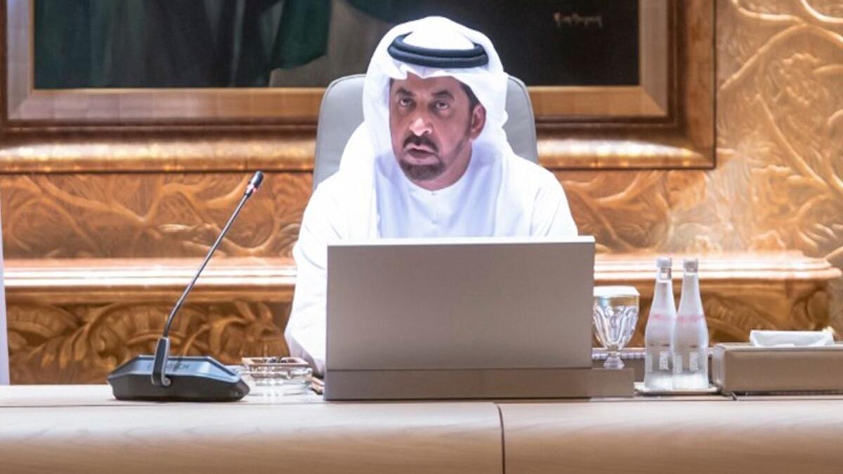 Sheikh Hamdan bin Zayed Al Nahyan. — Wam