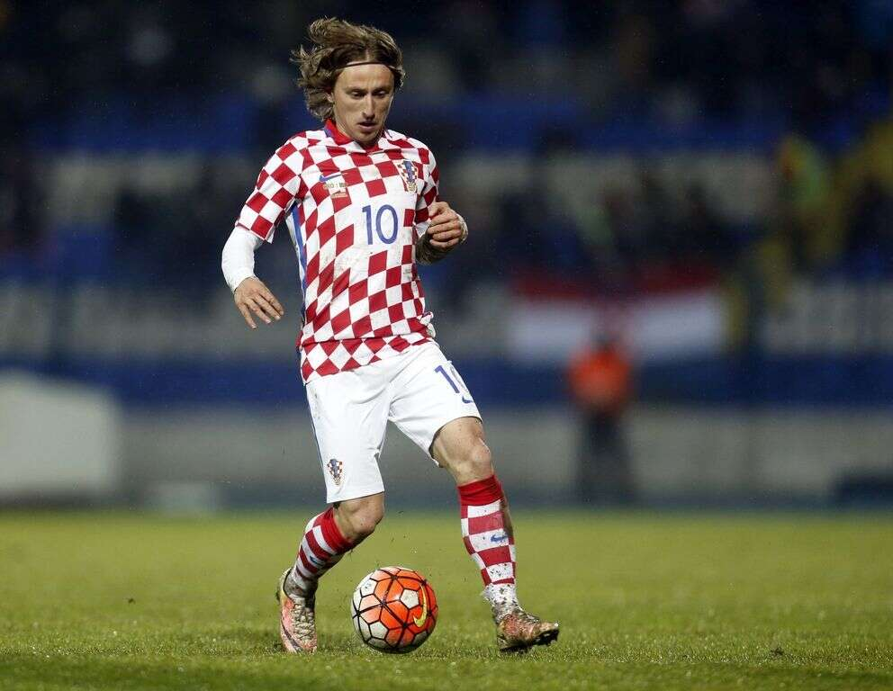 Croatia have the fiery ?look of champions: Cacic