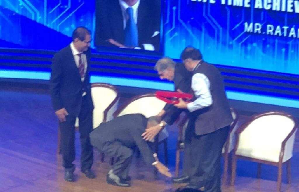 Narayana Murthy, Infosys, Ratan Tata, Tata Sons, TiE Mumbai, Instgaram, Twitterati, Indian