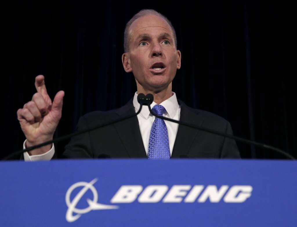 Fired Boeing CEO still gets $62M - even without severance pay or bonus
