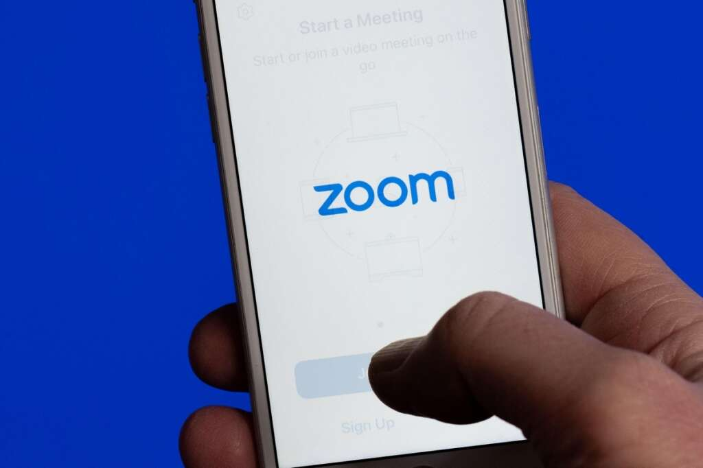 zoom meeting, video call, end to end encryption