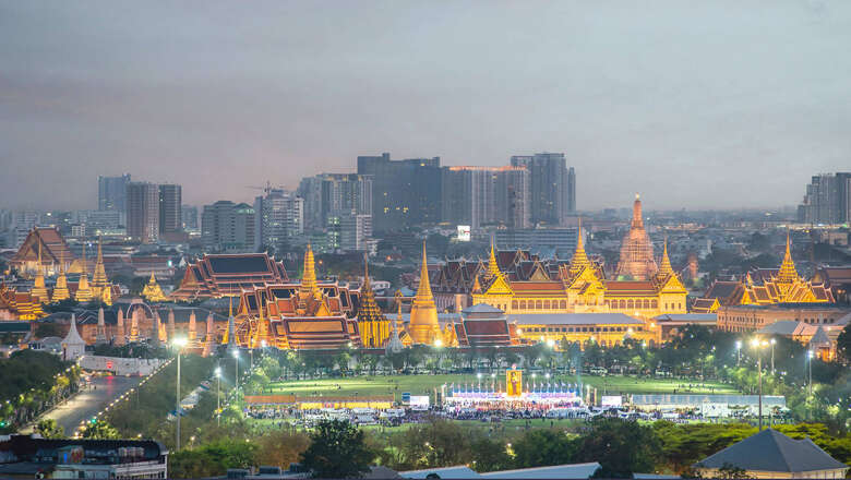 Thailand considers charging tourism tax
