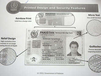 New smart ID cards for Pakistani expats soon - News