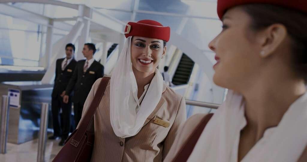Dubai's Emirates is looking for pilots, crew
