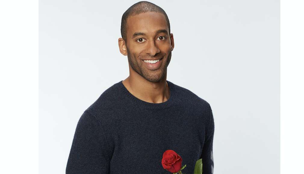 Matt James, The Bachelor, reality show, America, diversity, television, black