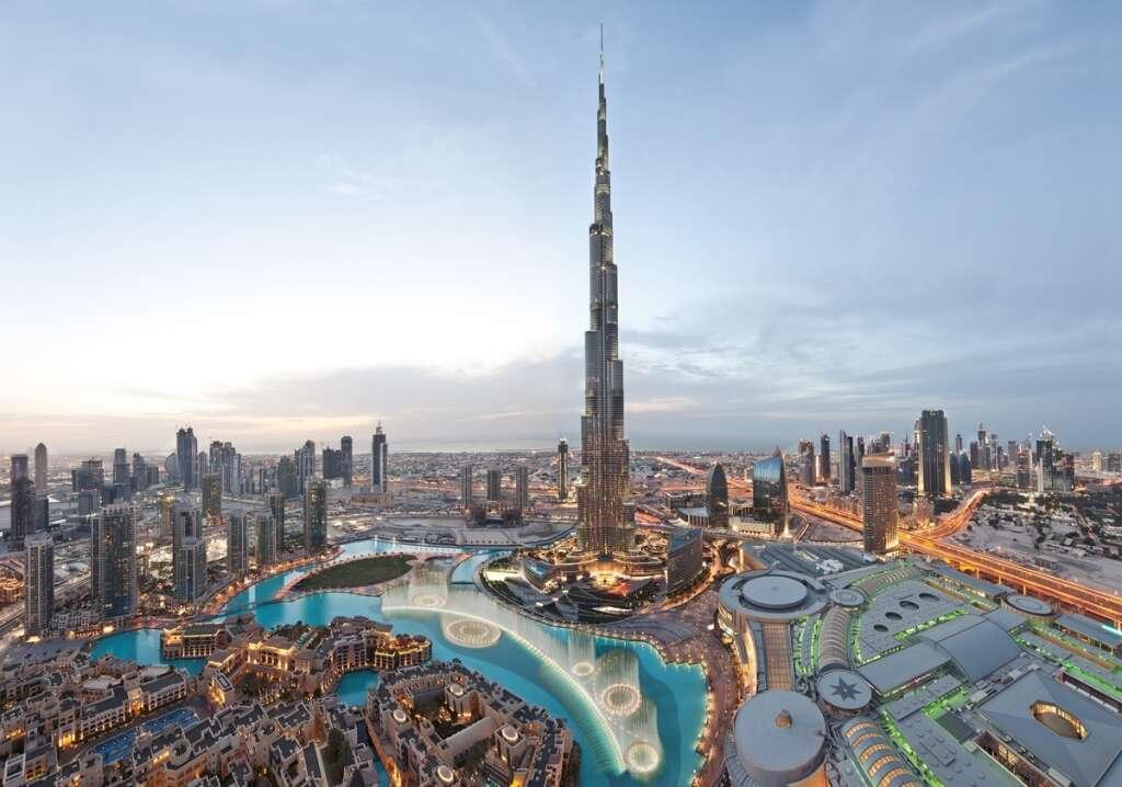 GCC, Burj Khalifa, Burj Al Arab