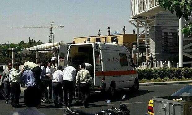 7 dead in Iran parliament attack