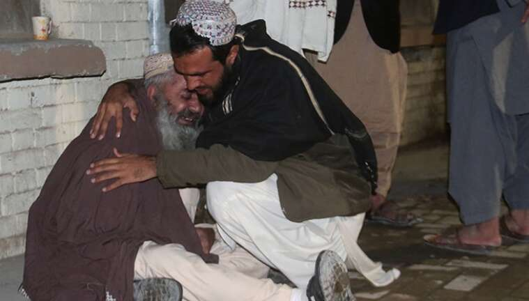 Pakistan terror attack, mosque attack in Pakistan, UAE condemns terror attack