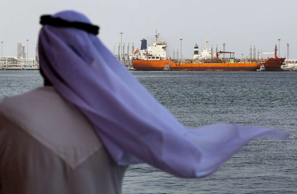 UAE shipping business as usual