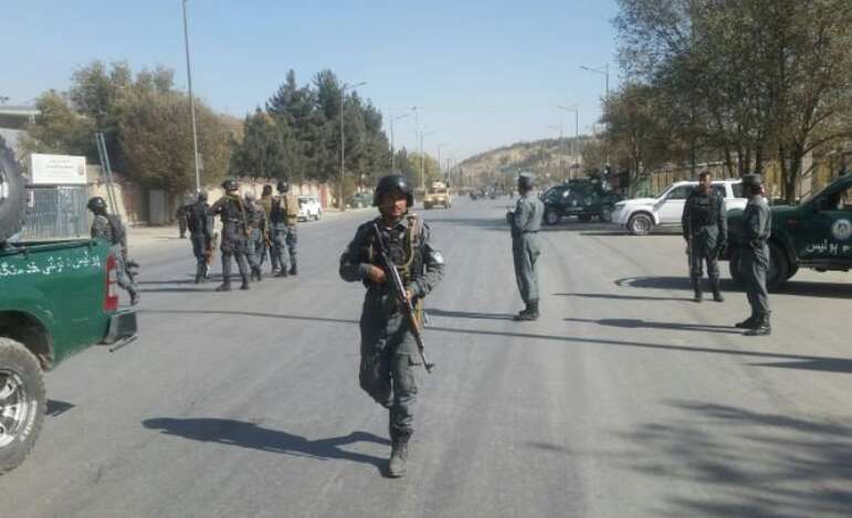 Gunmen storm Afghan TV station, several casualties feared