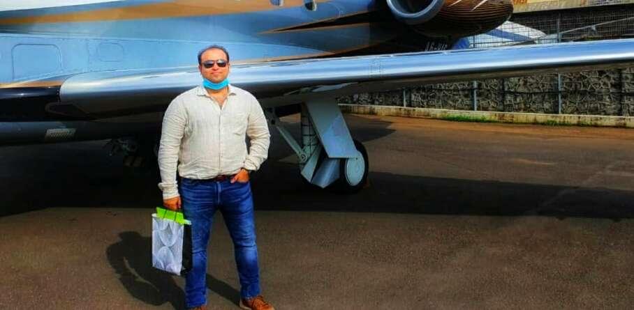 coronavirus, covid-19, special flight, Al Maktoum airport