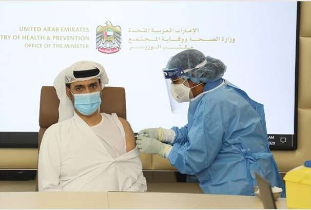 uae, ministry of health, officials, mohap, coronavirus, covid-19, vaccine